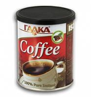 """Кофе растворимый """"Галка"""" 100г."""