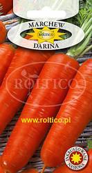 Польские семена моркови Darina/Дарина 5г