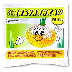 Препарат 3в1 Цибулинка мини- набор защитных и подпитывающих препаратов 22г