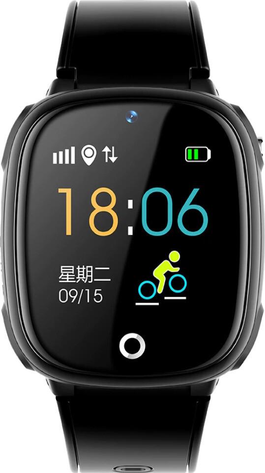 Смарт-часы Smart Baby HW11 Black