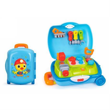 "Ігровий набір Huile Toys ""Валізка з інструментами"" 3106"