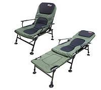 Кресло-кровать для рыбалки Fishing ROI 2в1