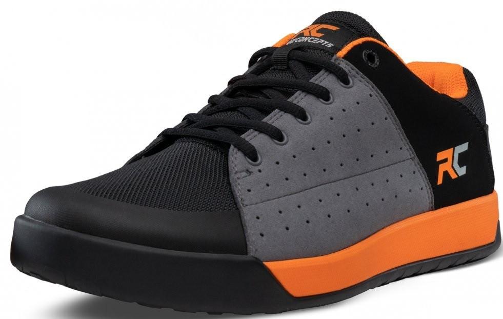 Вело обувь Ride Concepts Livewire Men's [Charcoal/Orange], 9