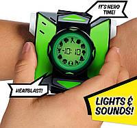Интерактивные часы Бен 10 Омнитрикс - Ben 10 Alien Watch Omnitrix, Multi, фото 1