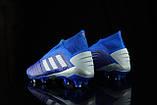 Бутси Adidas Predator 18+FG/адідас предатор/копи/футбольна взуття, фото 7