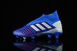 Бутси Adidas Predator 18+FG/адідас предатор/копи/футбольна взуття, фото 6