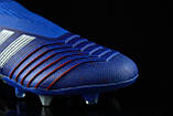 Бутси Adidas Predator 18+FG/адідас предатор/копи/футбольна взуття, фото 3