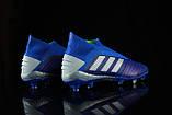 Бутси Adidas Predator 18+FG/адідас предатор/копи/футбольна взуття, фото 4