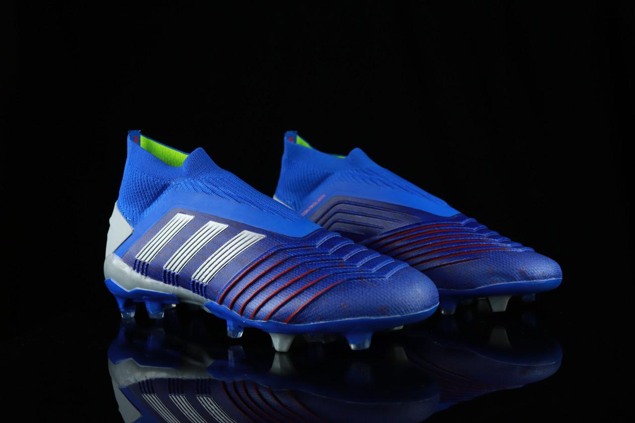 Бутси Adidas Predator 18+FG/адідас предатор/копи/футбольна взуття
