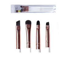 Innovator Cosmetics Набор бровиста из 4 кистей sexy brow kit