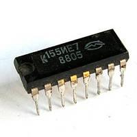 Микросхема К155ИЕ7 (КМ155ИЕ7)