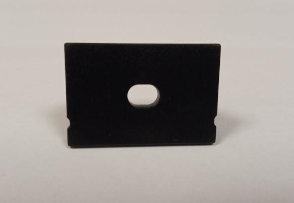 Торцева заглушка для накладного профілю ЛП-20АВ (1шт) Код.59788