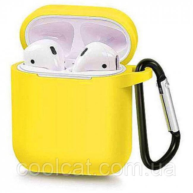 Чехол для наушников Airpods / Кейс для наушников Apple