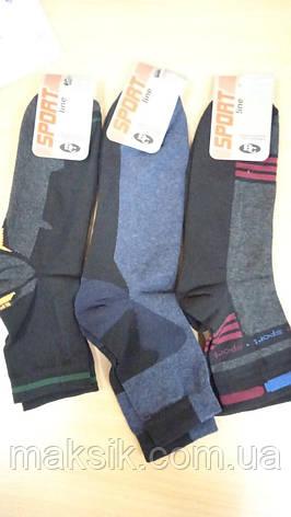 Мужские носки Версаль махровая пятка, фото 2