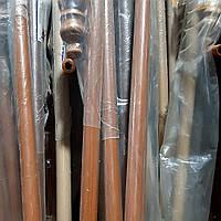 Карниз деревянный двойной Gardinia 2,5 м