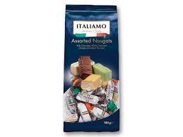 Итальянские мягкие турроны Italiamo, 180 грамм