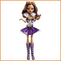 Кукла Monster High Клодин Вульф (Clawdeen Wolf) из серии It's Alive Монстр Хай