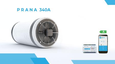 Рекуператор повітря PRANA 340A
