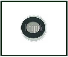 Стекло (окошко камеры) для Huawei Honor 8x, Черное