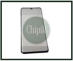 Стекло для переклейки дисплея Xiaomi Mi Note 10 Lite, черное