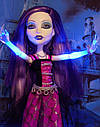 Кукла Monster High Спектра Вондергейст (Spectra) из серии It's Alive Монстр Хай, фото 4