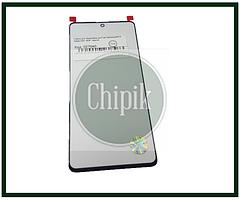Скло для переклеювання дисплея Samsung M515 Galaxy M51 2020, Чорне