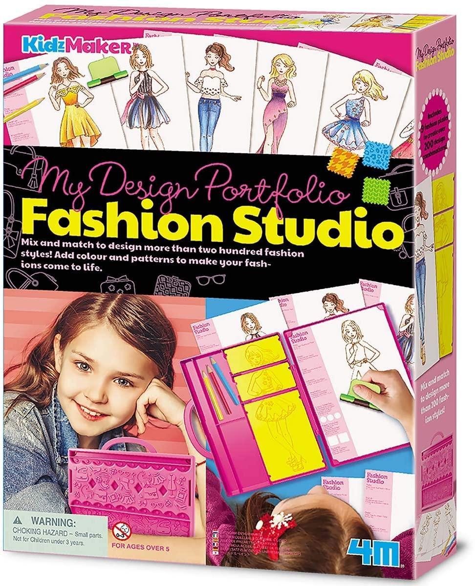 Набор для творчества Студия моды 4M 00-04720