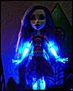 Кукла Monster High Спектра Вондергейст (Spectra) Она живая Монстер Хай Школа монстров, фото 3