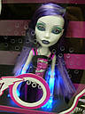 Кукла Monster High Спектра Вондергейст (Spectra) Она живая Монстер Хай Школа монстров, фото 6