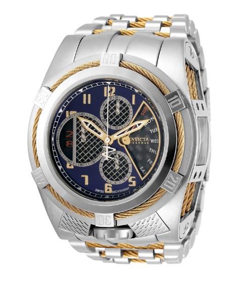 Мужские часы Invicta 31624  Bolt Zeus Tria