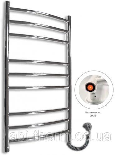 Полотенцесушитель Лестница-9 870x480 (правое подключение)