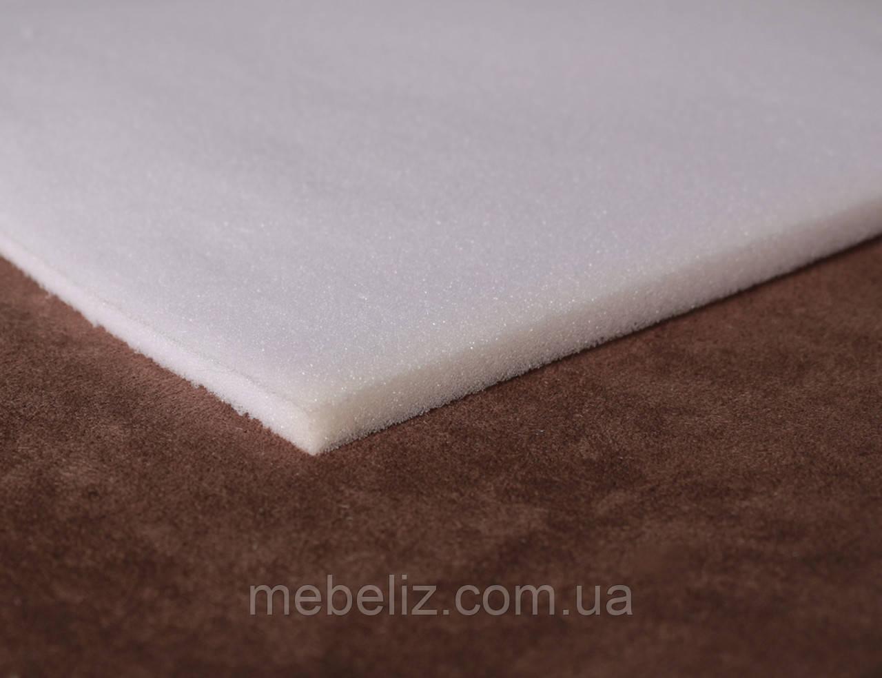 Поролон листовой мебельный 30мм(толщина)*1,4м(ширина)*2м(длина) ST22(плотность)