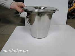 Система з нержавіючої сталі, вбудована в стільницю, під відро для сміття (4,5 л)