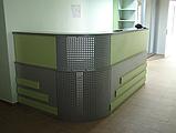 Перфорований лист металевий для офісних меблів, фото 5