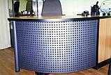 Перфоррированный лист металлический для офисной мебели, фото 3