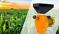 Зернодробилка HUTER 3500 Кормоизмельчитель Млин 3,5Квт (Измельчитель зерна и кукурузы) Германия -30% скидка