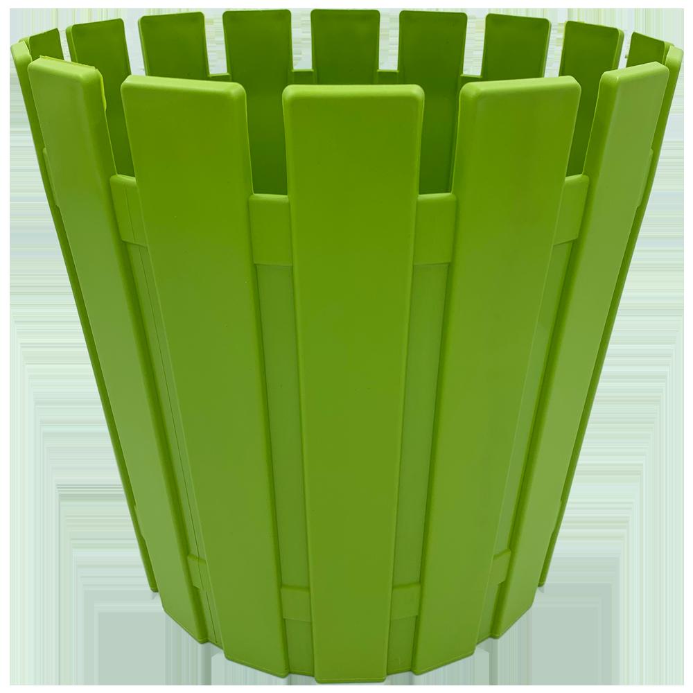 Горшок для цветов Akasya 16 л зеленый