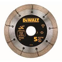 Сдвоенный сегментированный алмазный диск DeWALT DT3758