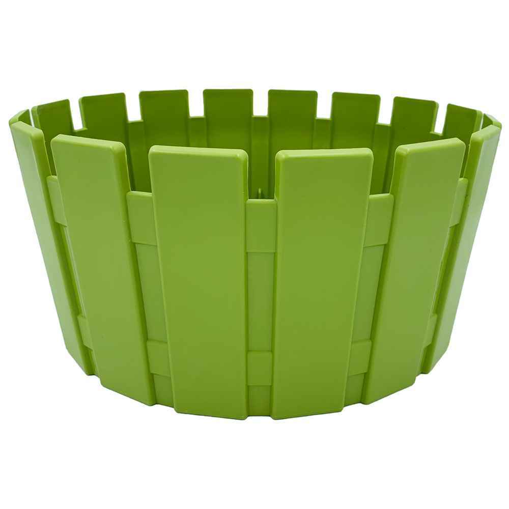Горшок для цветов Akasya Arrangement 6 л зеленый