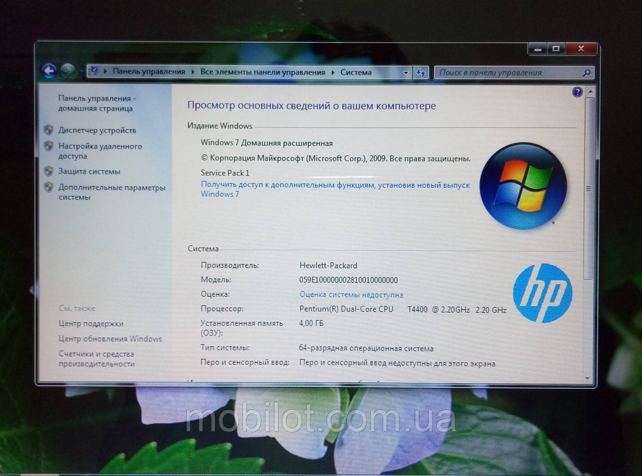 НоутбукHP CQ56 (NR-13591) 3
