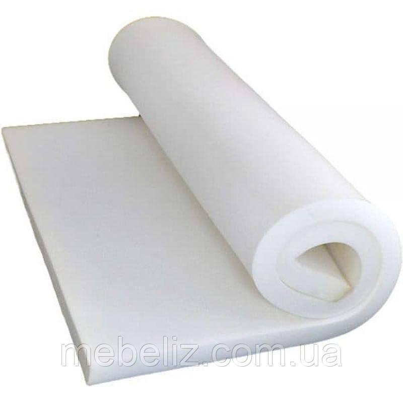 Поролон листовой мебельный 60мм(толщина)*1м(ширина)*2м(длина) ST25(плотность)