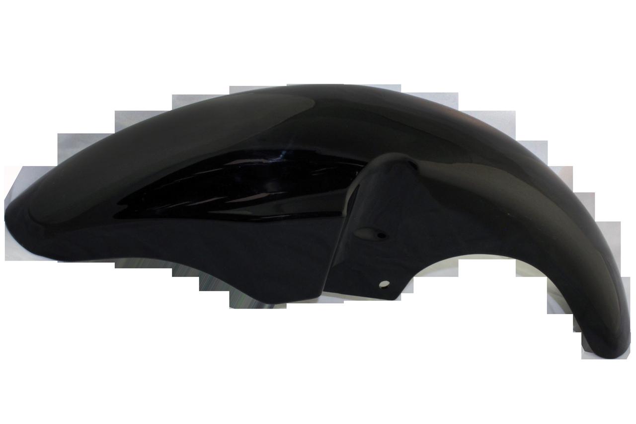 JL150-70C Пластик крыло переднее Kinlon Loncin - 340310403-0014 чёрное