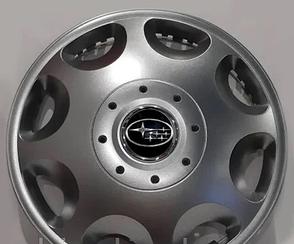 Колпаки Subaru R15 (Комплект 4шт) SJS 300