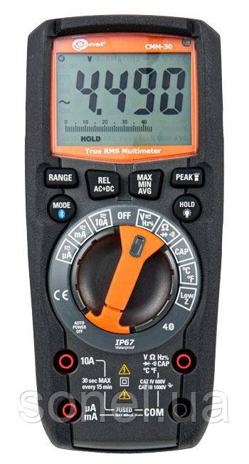 Мультиметр цифровий CMM-30