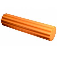 Ролик для йоги і пілатес PowerPlay 4020, 60х15 см Оранжевий SKL24-143737