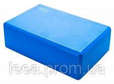 Блок для йоги 4FIZJO 4FJ1394 Blue SKL41-227531