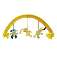 Развивающая игрушка Mommy Love Веселые друзья (PKL1\M)