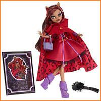 Кукла Monster High Клодин Вульф (Clawdeen Wolf) из серии Scary Tale Монстр Хай