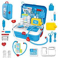 Развивающая игрушка для детей - набор доктора