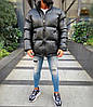 "Зимняя мужская куртка ""Black"", фото 5"